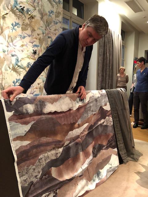 Zimmer Rohde paris showroom ツインマーロード パリショールーム 2018 新作発表