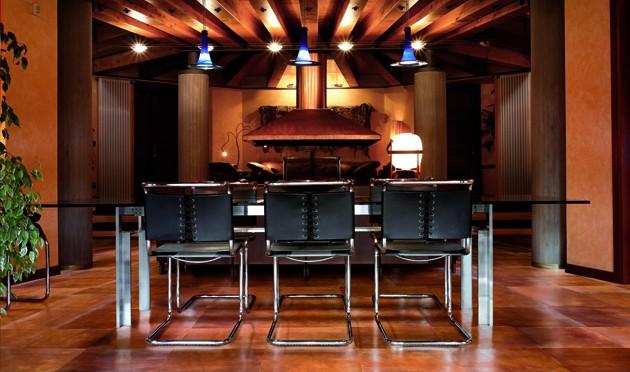 レザータイル レザーフロア ネクステップ イタリア製レザー leather floor leather tile nextep