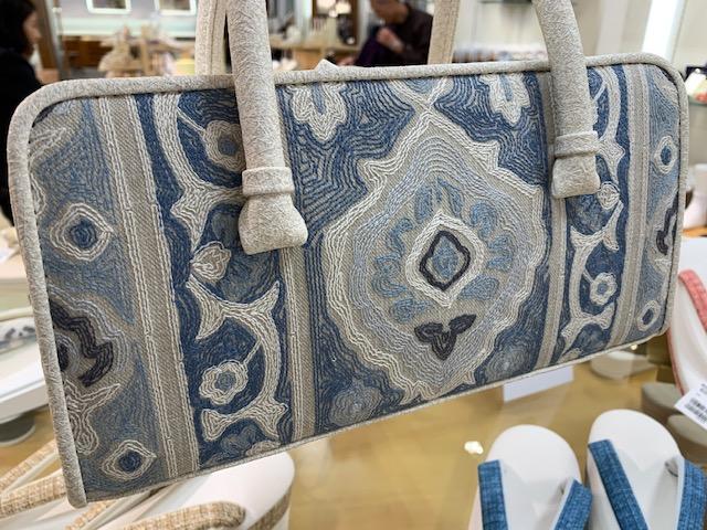 イギリス高級生地 Hodsoll Mckenzie ホドソル マッケンジー hollis embroidery ホリス エンブロイダリー